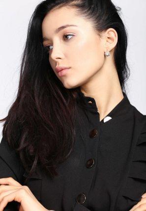 8f03593583d7ef Sukienka MAKAN Kopertowa Fuksja Plus Size - różowy - Ceny i opinie ...