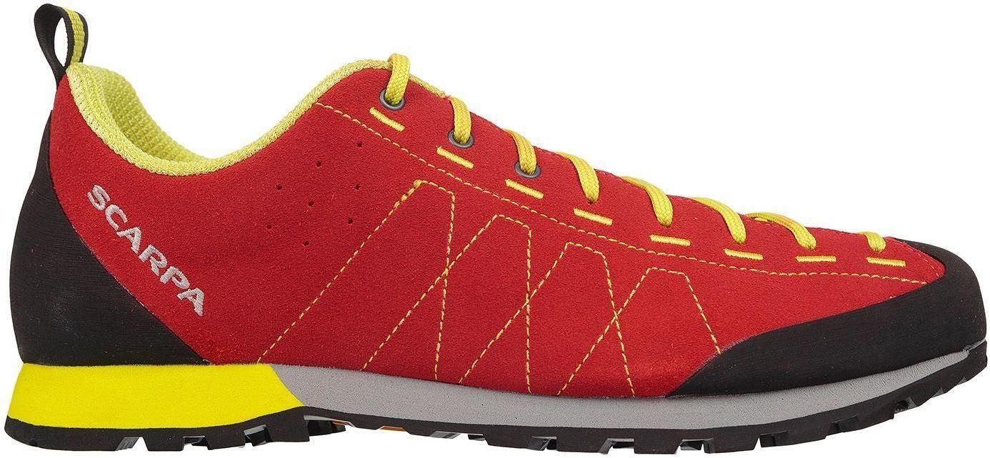 Buty Highball Scarpa (tomato-yellow) - Ceny i opinie - Ceneo.pl 95204f1a6f2