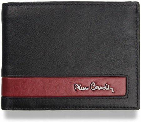 f73c1b0329fdf Mały portfel męski skórzany Pierre C. slim RFID - Ceny i opinie ...