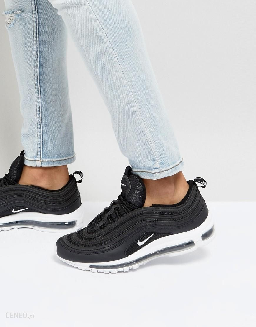 Nike Air Max 1 Essential Black Trainers Blackgrey Buty damskie czarne w Asos