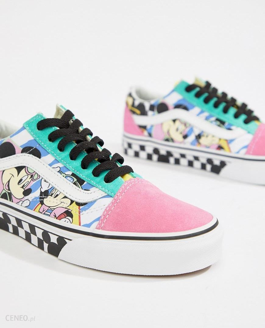 Vans x Disney Old Skool Shoes