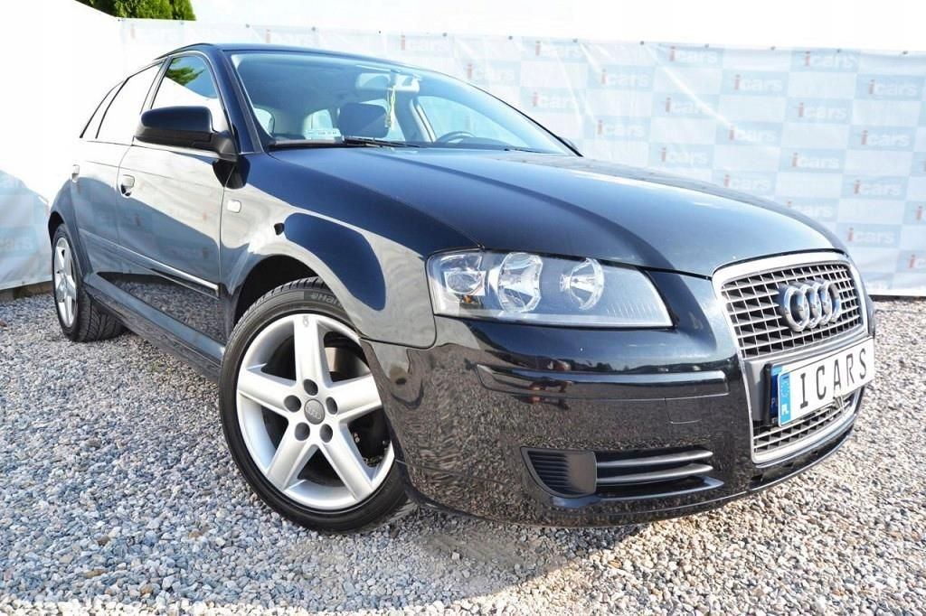 Audi A3 Climatronic 5 Drzwi 4 El Szyby Alufelgi Opinie I Ceny Na Ceneo Pl