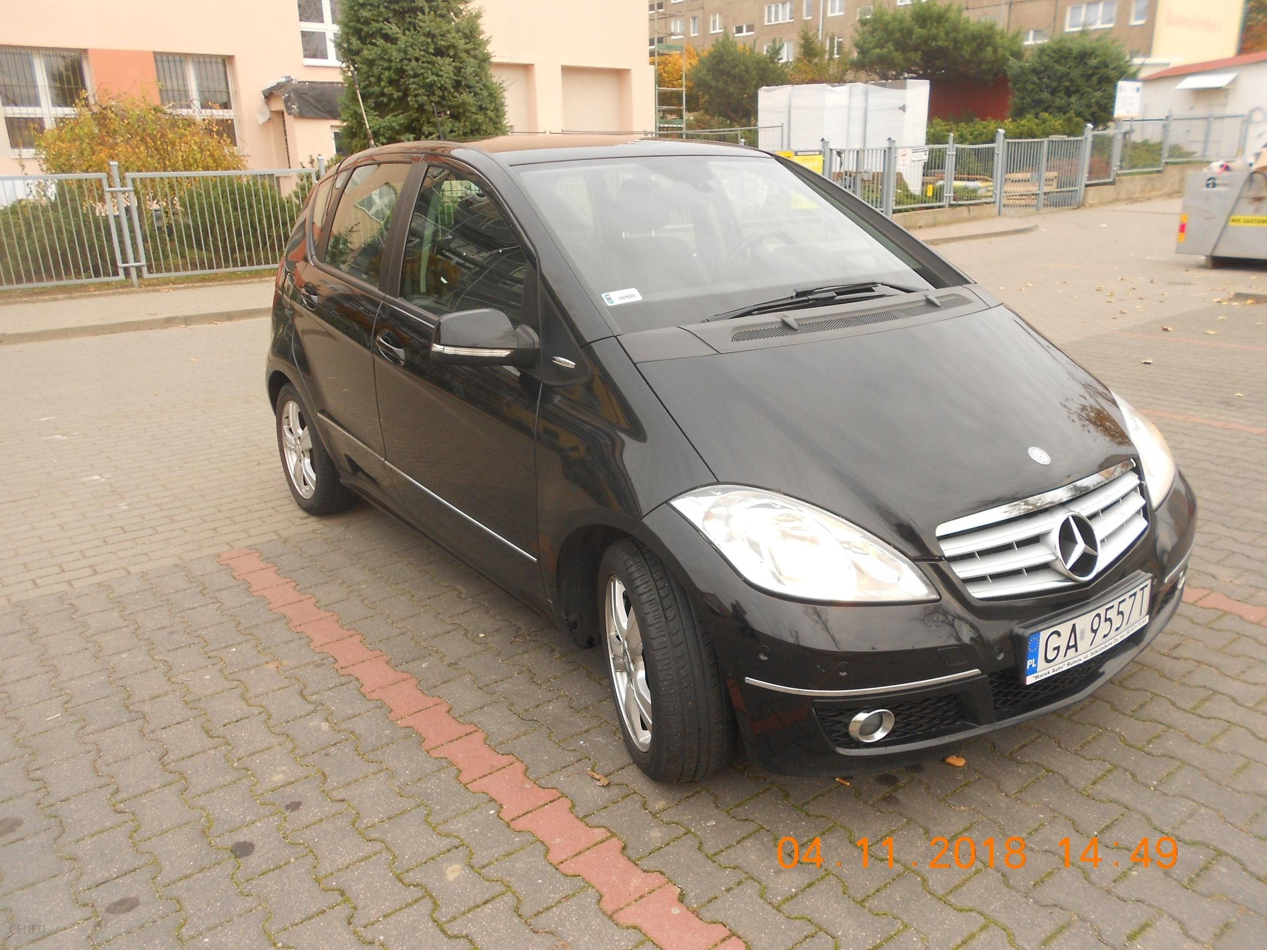 Mercedes Benz A 180 Cdi Avantgarde Automat Diesel Opinie I Ceny Na Ceneo Pl