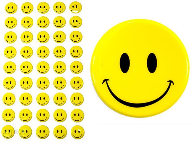 Naklejki Motywacyjne Buzki Emotikony Usmiech 66szt Ceny I Opinie