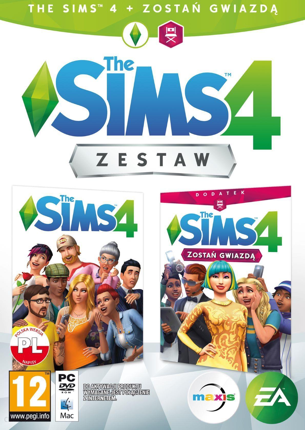 The Sims 4 Zostań Gwiazdą Digital