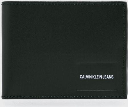 09dda97b0fb01 Calvin Klein Jeans REISSUE COIN Portfel black - Ceny i opinie - Ceneo.pl