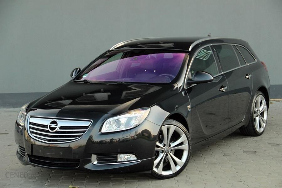 Opel Insignia 2 0 Cdti 195km Biturbo Opc Line 4x4 Opinie I Ceny Na Ceneo Pl