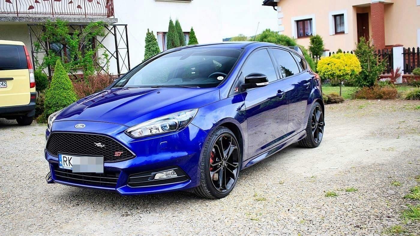 Ford Focus St Mk3 Salon Pl Serwis Aso Od Lekarza Opinie I Ceny Na Ceneo Pl