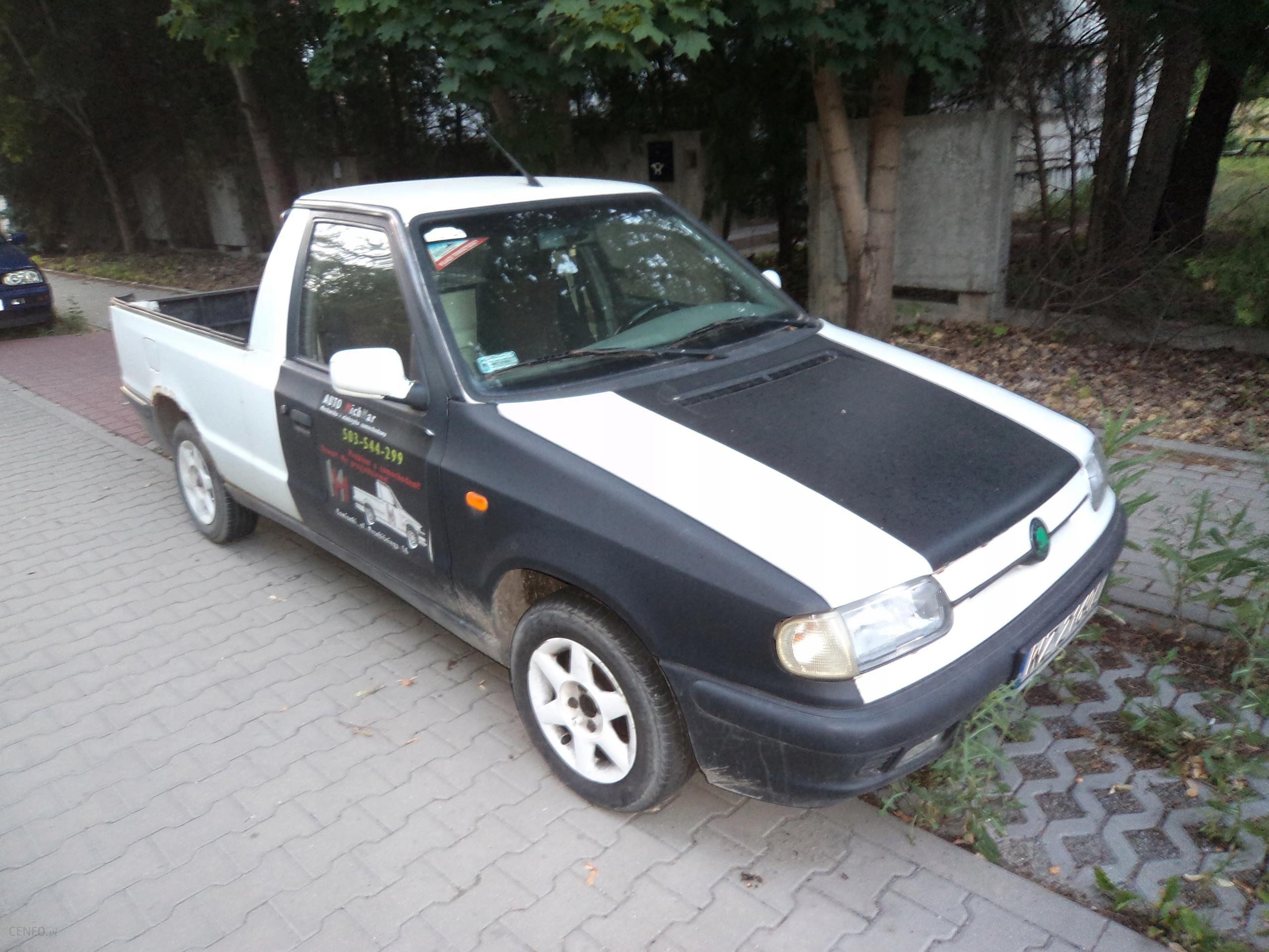 Zabudowa Paki Skoda Felicia Pickup Fvat Gubin Allegro Pl