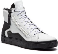 7a38ea4ccdfc3 Sneakersy KAZAR - Leo 34532-07-28 Black/White - Ceny i opinie - Ceneo.pl