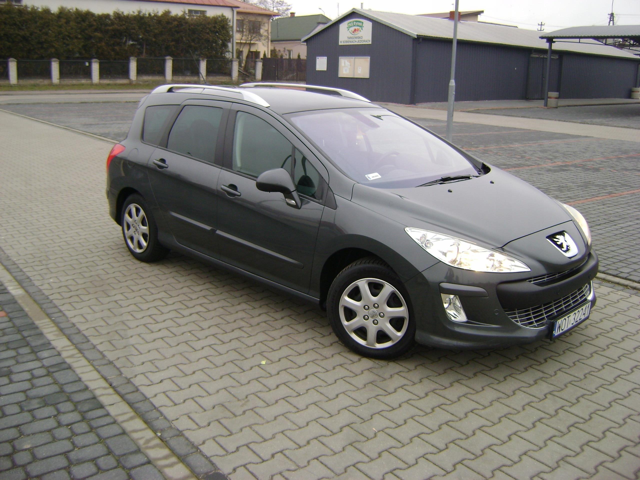 Peugeot 308 Sw 156 Km Automat 7 Osobowy Panorama Opinie I Ceny Na Ceneo Pl