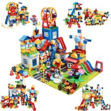 Aliexpress Meoa 158 200 358 Sztuk Oświecić Zabawki Duży Rozmiar