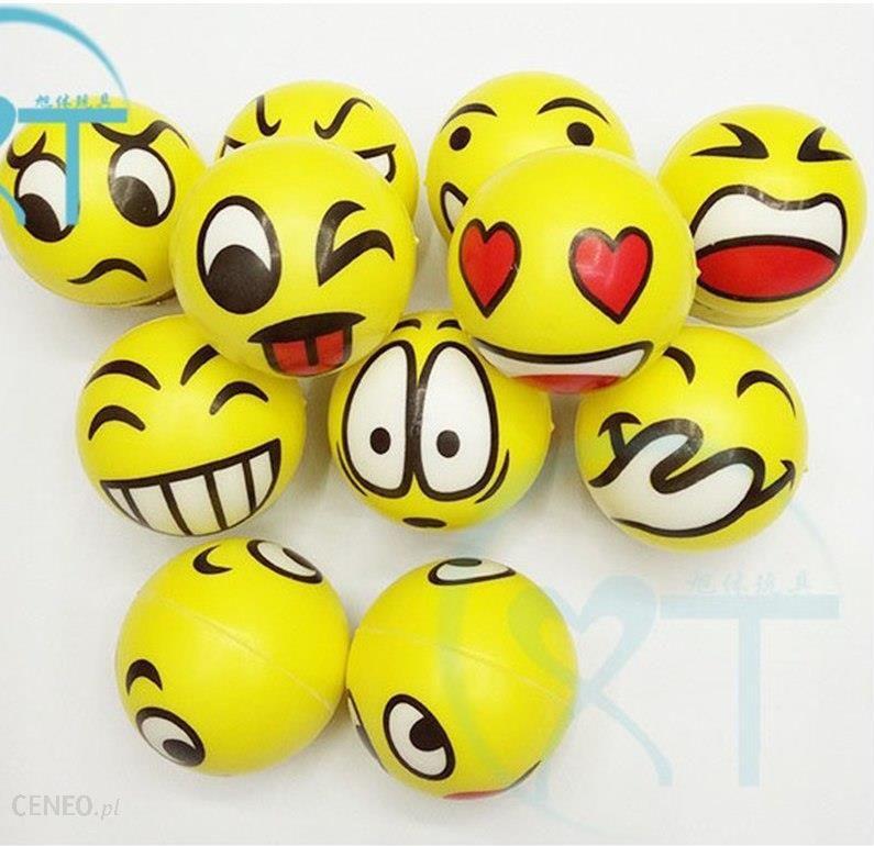 24439234c AliExpress 12 Sztuk/partia Słodkie Śmieszne Emotikon Twarz Wycisnąć Piłki  antystresowy Zabawki Autyzm Ulga Zabawki
