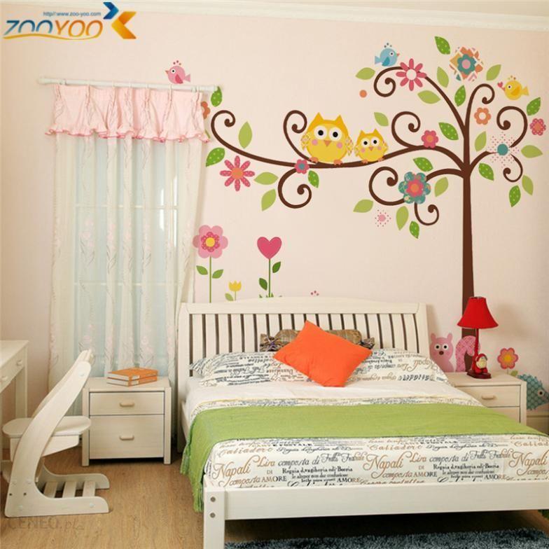 Aliexpress Sowy Naklejki ścienne Dla Dzieci Pokój Home Decor