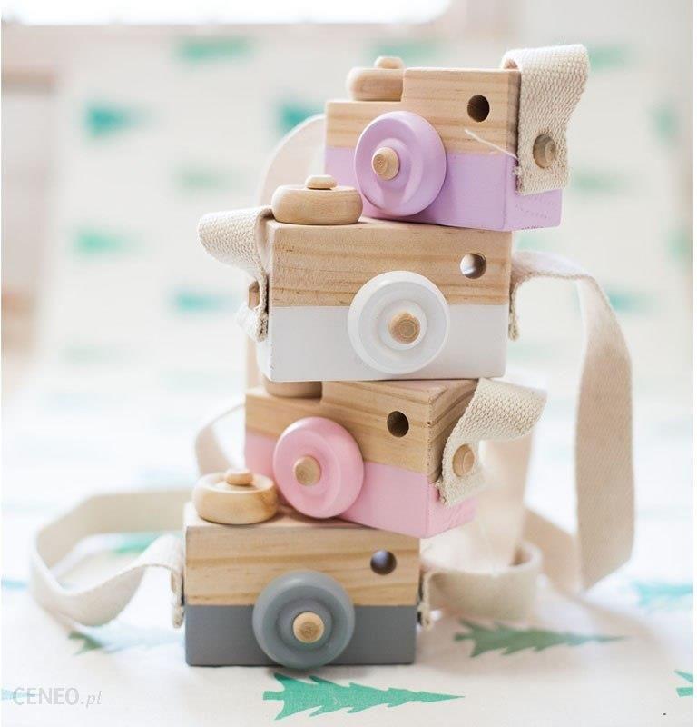 86746f39e AliExpress Piękny Śliczne Drewniane Aparatu Zabawki Dla Dzieci Kids Room  Decor Artykuły wyposażenia wnętrz Dziecko Boże