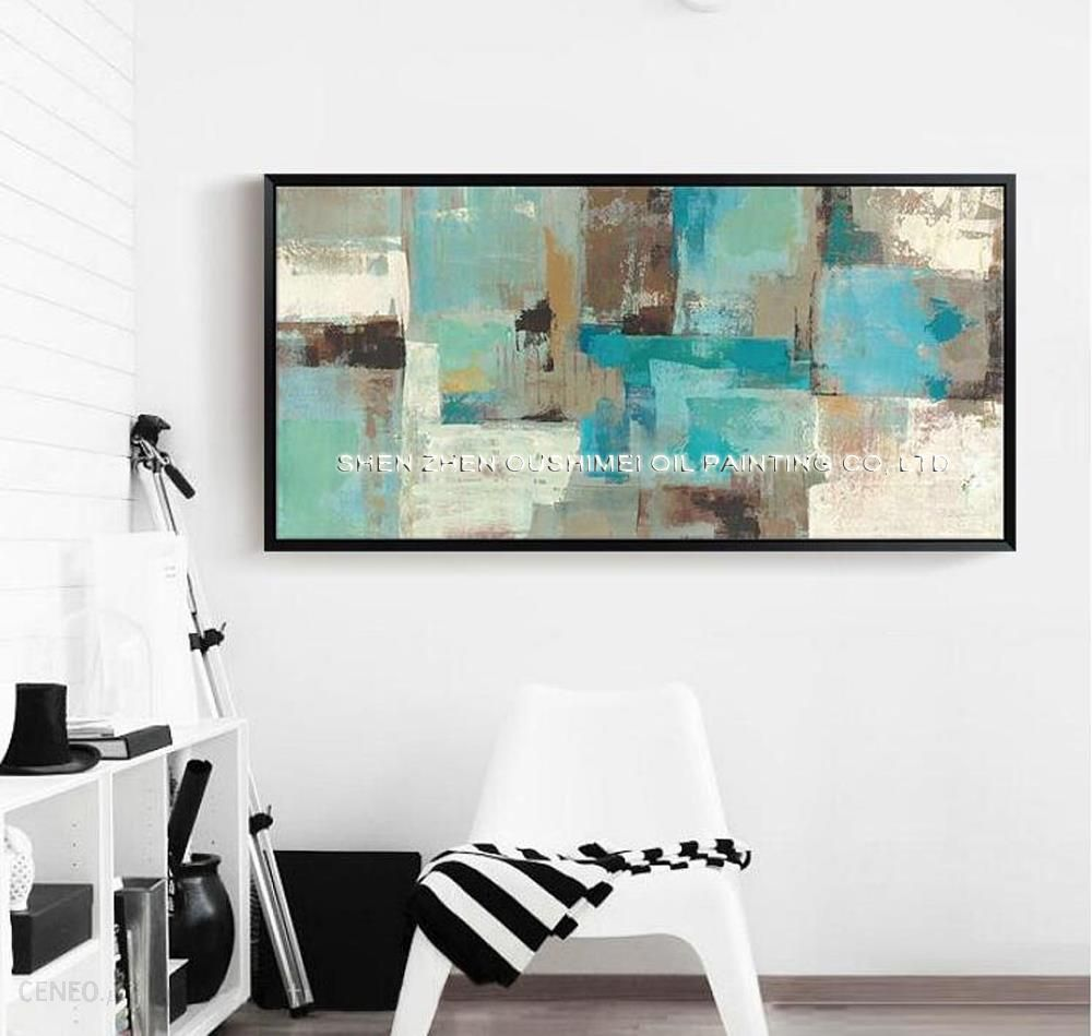 Aliexpress Ręcznie Malowane Na Płótnie Obrazy Olejne Abstrakcyjne