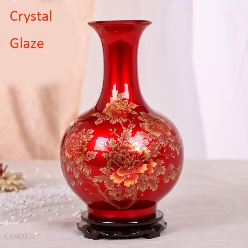 Aliexpress Antique Jingdezhen Chińskich Porcelanowy Wazon Kwiat