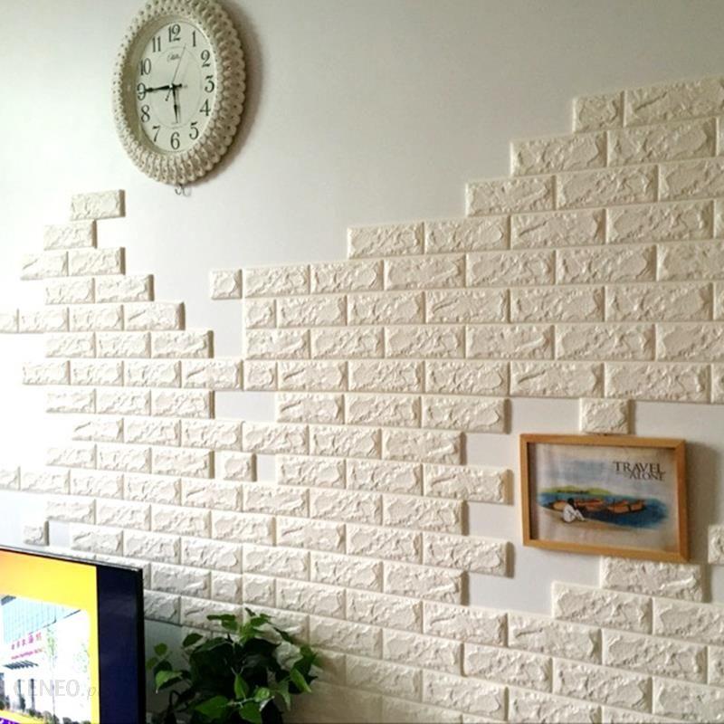 Aliexpress Hot 6060 Cm Symulacja Cegły 3d Naklejki ścienne Eva Samoprzylepne Dekoracje ścienne Dla Dzieci I Salon Sypialnia Wodoodporna Art ścienne N