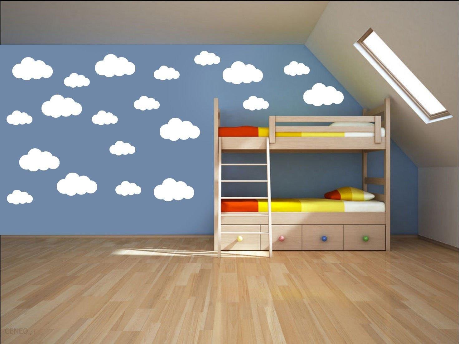 Aliexpress Zn G221 37 Sztuk Chmury Pokój Dziecięcycytat Wall Art Wnętrz Dekoracje ścienne Sticke Pokoju Dziecka Ceneopl