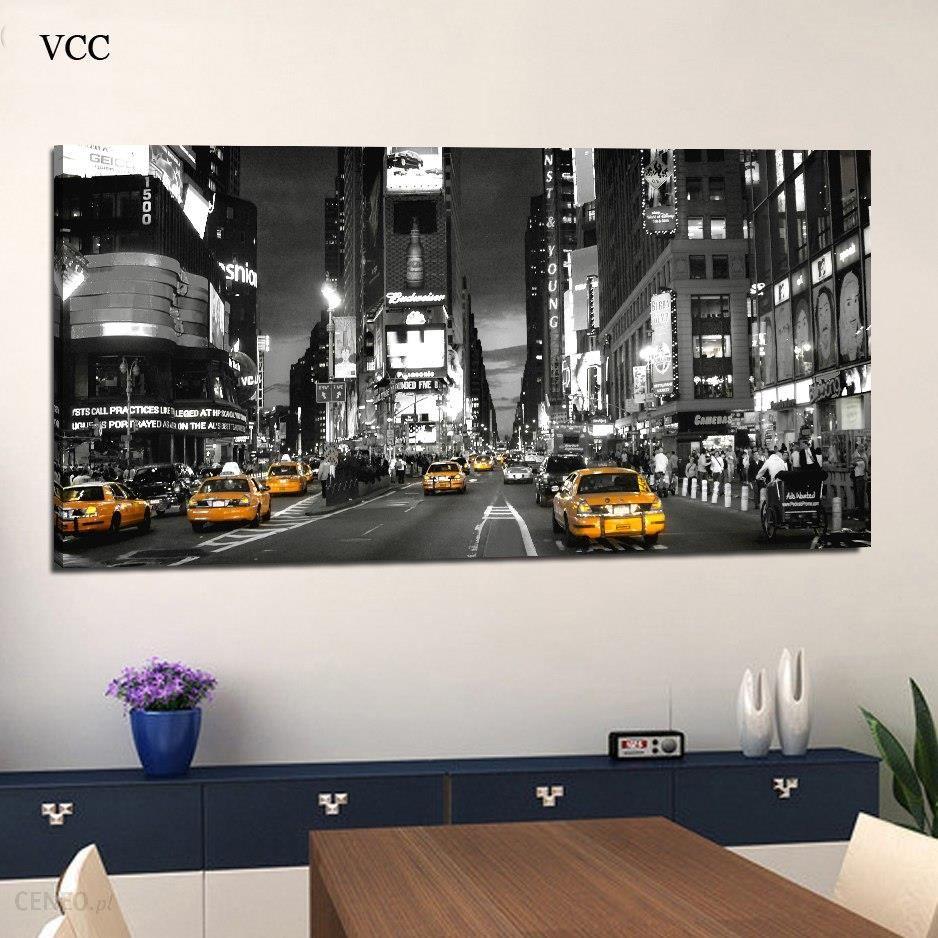 Aliexpress Płótno Malarskie Times Square W Nowym Jorku Obraz Wydruki Na Płótnie Plakaty I Reprodukcje Zdjęcia ścienny Do Salonu Malowanie Domu