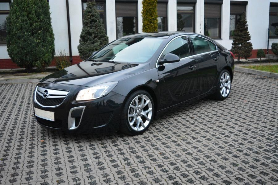 Opel Insignia Opc 2 8 V6 325 Km 4x4 Hatchback Opinie I Ceny Na Ceneo Pl
