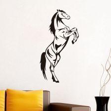 Aliexpress Dctop Skoki Konia Naklejki ścienne Zwierząt Naklejki
