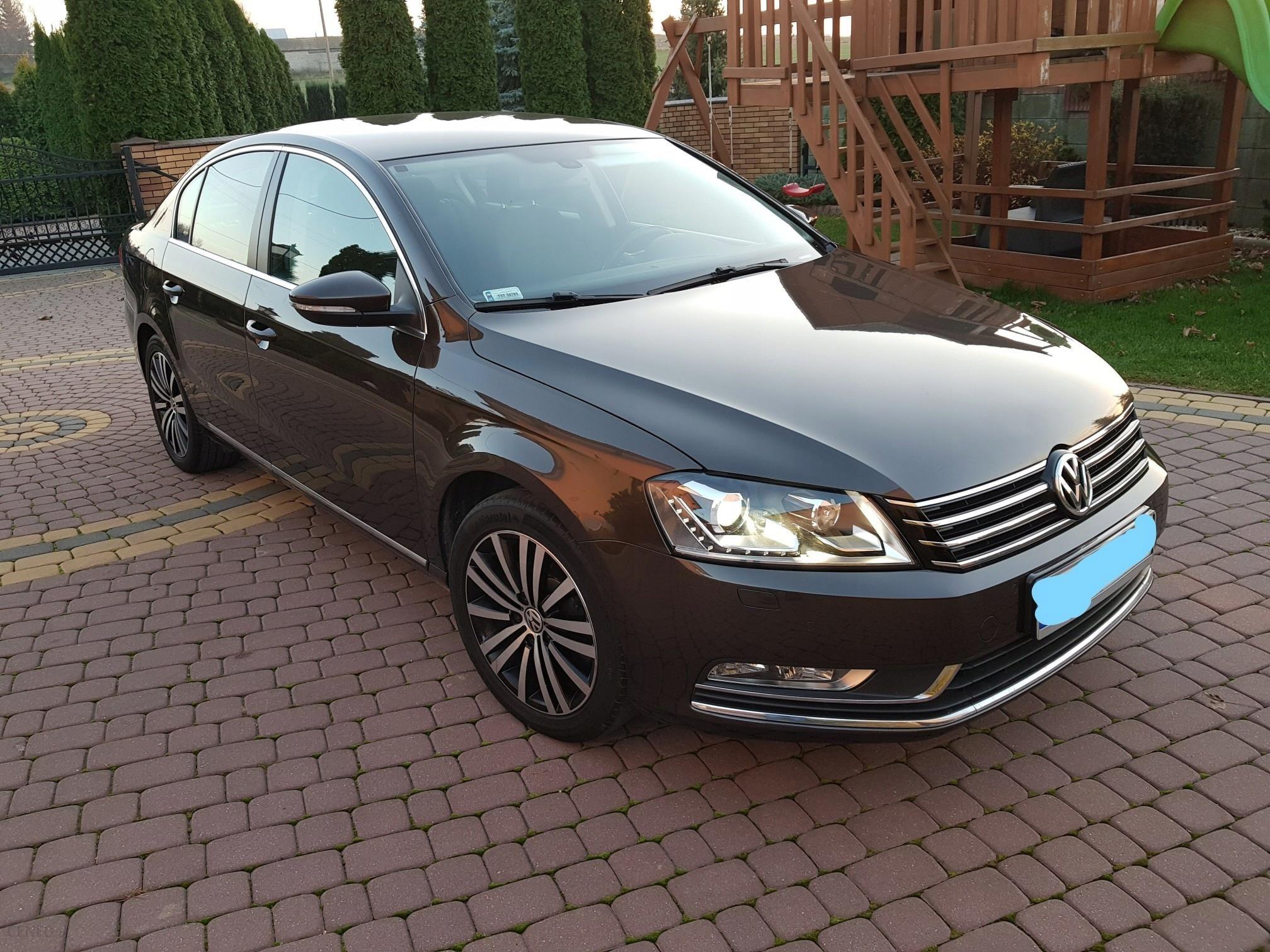 Volkswagen Passat B7 1 Wlasciciel Salon Pl Opinie I Ceny Na Ceneo Pl