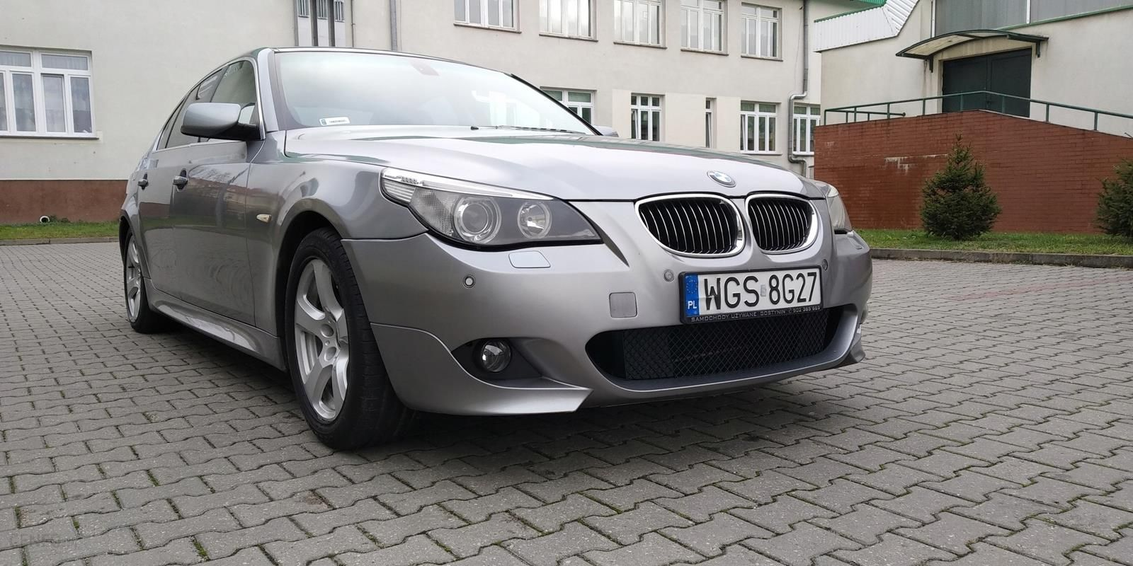 Bmw 5 E60 M Pakiet 2 2 Benzyna Lpg Opinie I Ceny Na Ceneo Pl