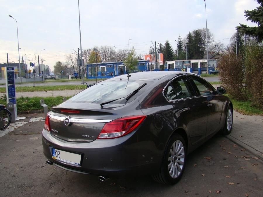 Opel Insignia 4x4 Turbo Cosmo 1wl Salon Pl Serwis Opinie I Ceny Na Ceneo Pl