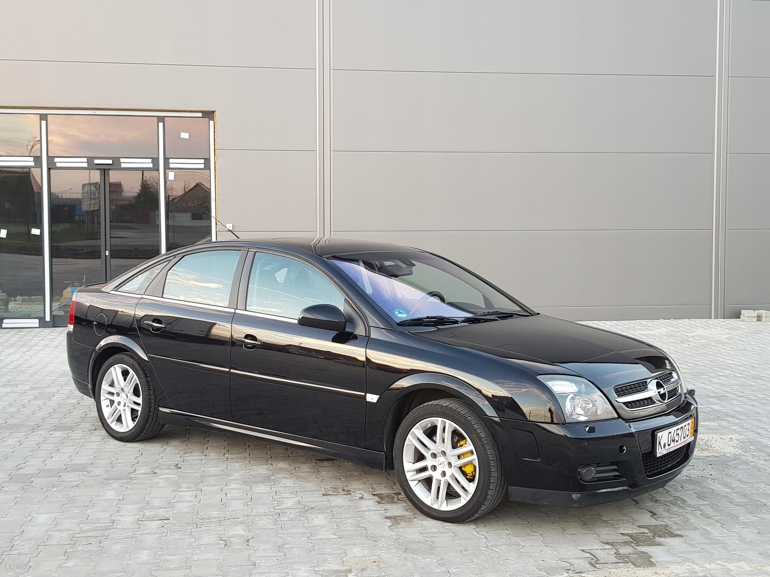 Opel Vectra C Gts 2 0 Turbo Full Xenon Skora Navi Opinie I Ceny Na Ceneo Pl