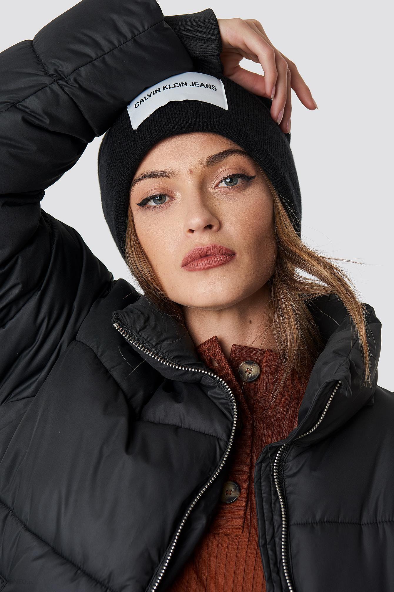 J Calvin Klein Jeans Beanie W - Ceny i opinie - Ceneo.pl 5d2172c3100