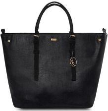 646b80bb9734b Torba damska shopper bag FELICE Grazia czarna - Czarny