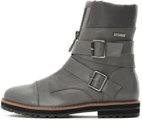 7cf4620b91e9e Vices buty za kostkę damskie 37 szare - Ceny i opinie - Ceneo.pl