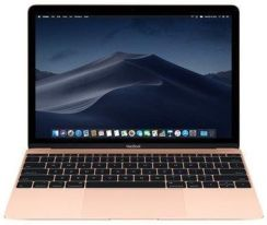 APPLE MacBook 12 m3/8GB/256GB SSD/HD615/macOS Złoty MRQN2ZE/A