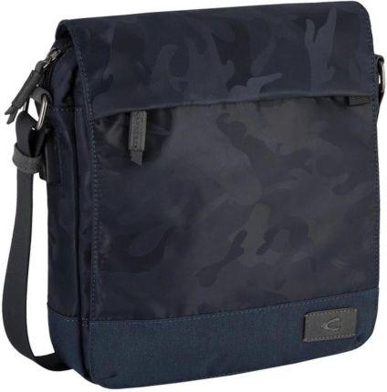 f8ea6d458fdef Podobne produkty do Skórzana saszetka męska mała torba na ramię klapa.  CAMEL ACTIVE Torba na ramię ...
