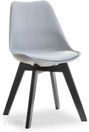 Mpt Krzesło Plastikowe Szare Do Kuchni Luis Wood Szaro Czarny Opinie I Atrakcyjne Ceny Na Ceneopl