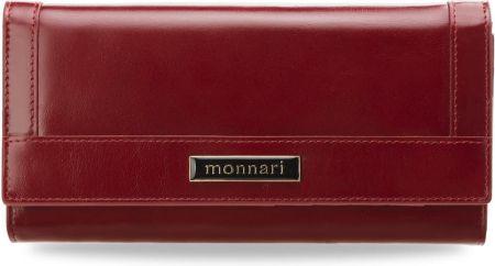 68c18c3b9a701 Podobne produkty do Portfel damski monnari skóra naturalna klasyczny  kształt mini-kopertówki - czarny