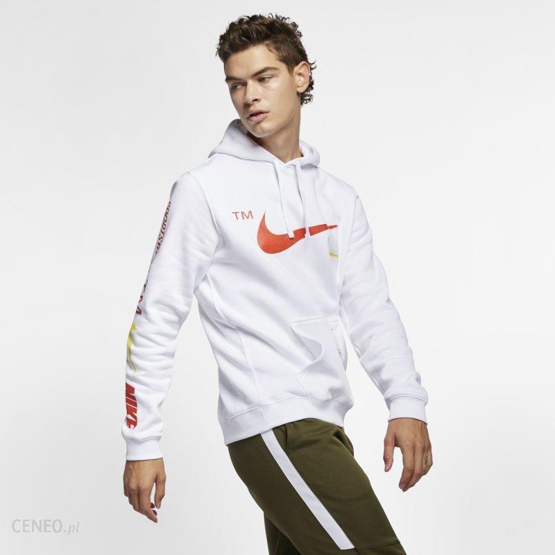 meilleure valeur quantité limitée limpide en vue Bluza z kapturem Nike Sportswear Club - Biel - Ceny i opinie - Ceneo.pl