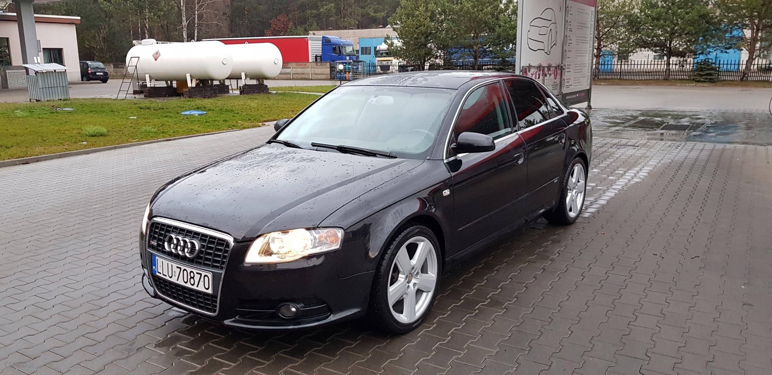 Audi A4 B7 19 Tdi 115km Ful S Line 18 Cali Skóry Opinie I Ceny Na