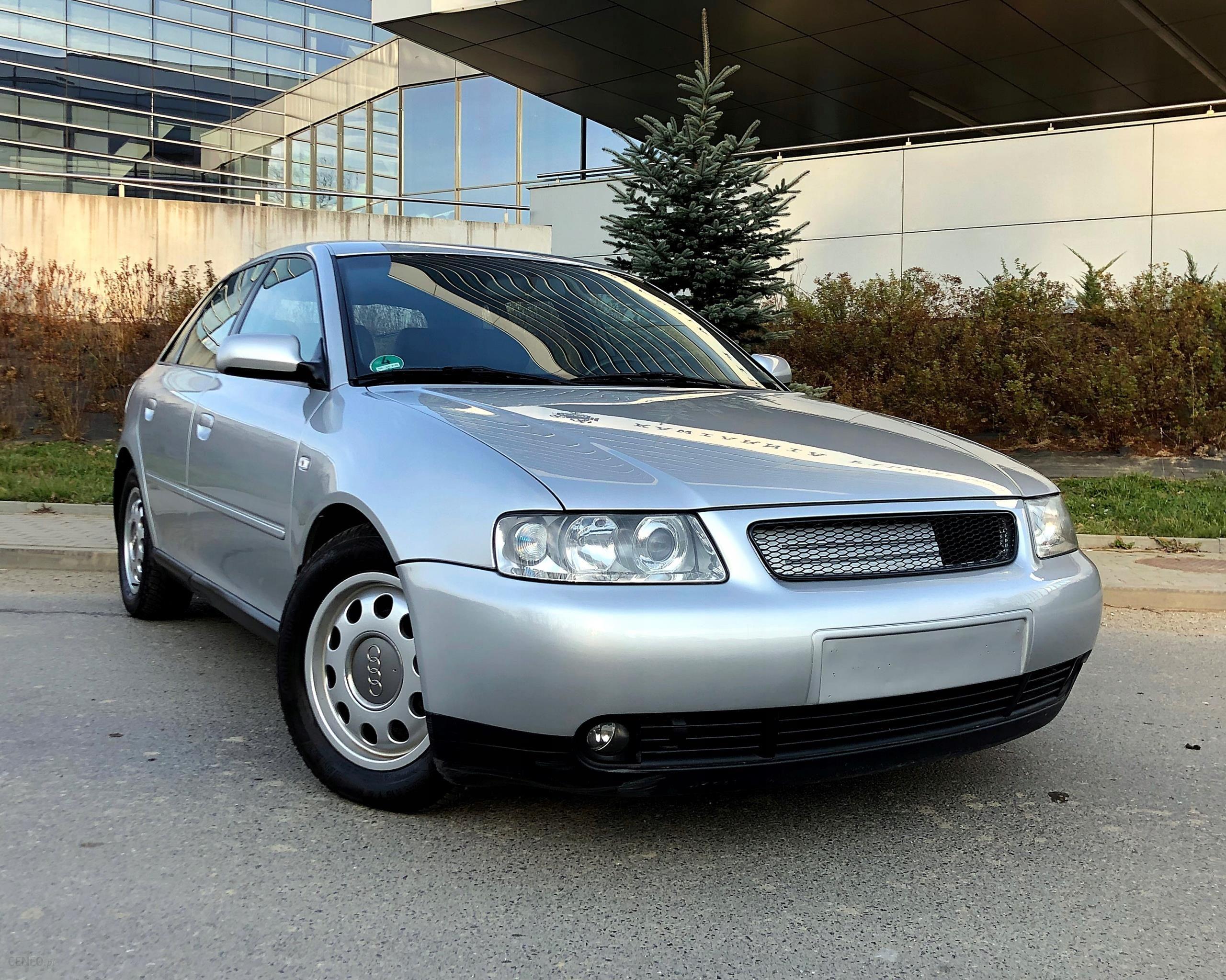 Audi A3 8l 1 6benz 5 Drzwi Ks Serw Z Niemiec Opinie I Ceny Na Ceneo Pl
