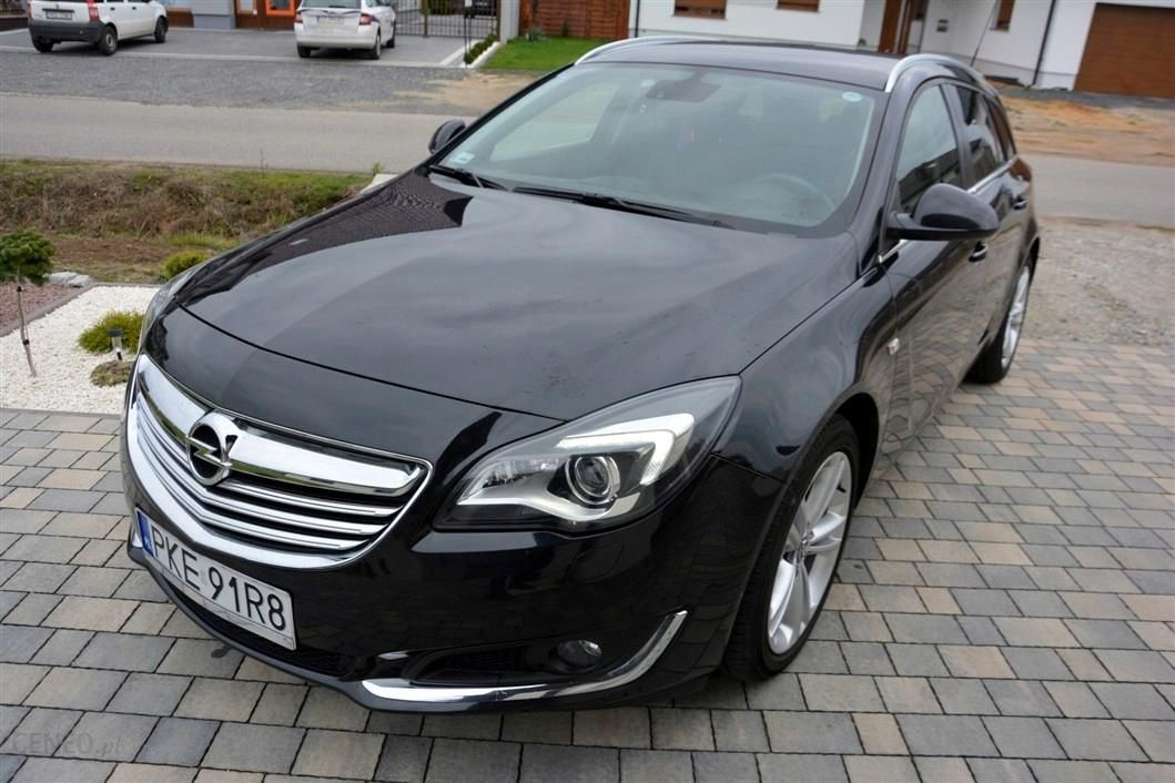 Opel Insignia Kombi Lift 2 0 Cdti Navi Bixenon Opinie I Ceny Na Ceneo Pl