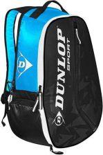 77c7ef3482ca1 Dunlop Plecak Tenisowy Dunlop Tour 2.0 Backpack Black Blue