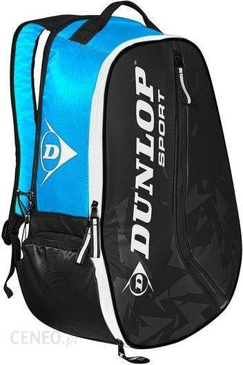 Dunlop Plecak Tenisowy Dunlop Tour 2.0 Backpack BlackBlue
