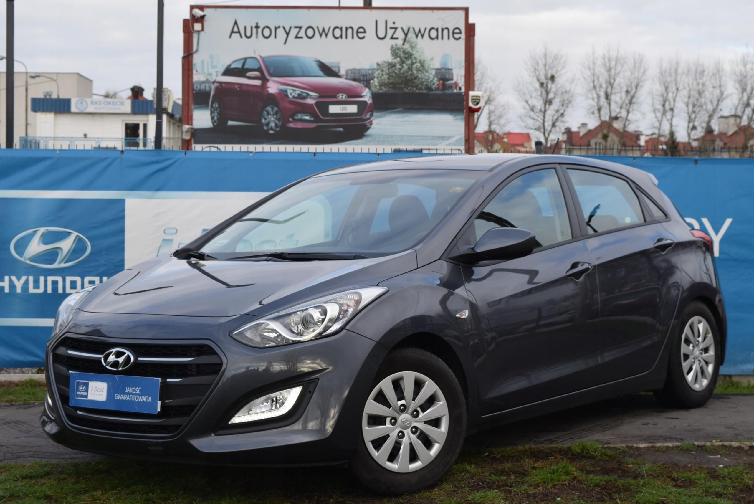 Hyundai I30 14crdi Classic Plus Salon Polskaaso Opinie I Ceny