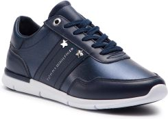 Tommy Essential Leather Sneaker