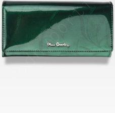 8fed5ba637d3 Portfel Damski Pierre Cardin Skórzany Zielony w Liście 100