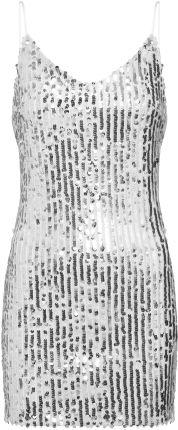 fff0b31f40 Missguided Sukienka koktajlowa  Strappy Sequin Mini Bodycon  ...
