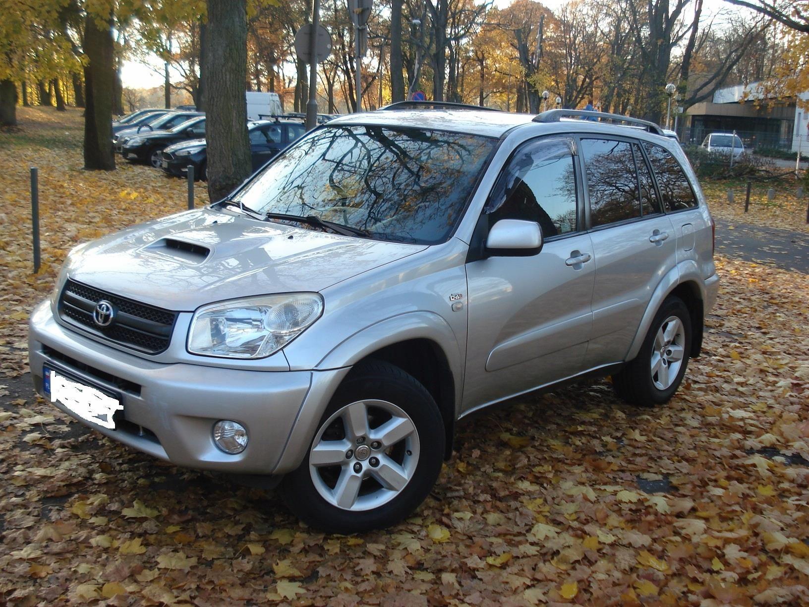 Toyota Rav 4 Opinie I Ceny Na Ceneopl
