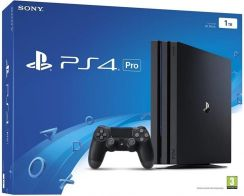 Sony PlayStation 4 Pro 1TB Czarna G Chassis