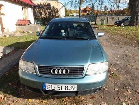 Sprzedam Audi A6 C5 19tdi 110km Opinie I Ceny Na Ceneopl